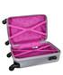 Eagle silver spinner suitcase 46cm Sale - steve miller Sale