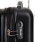 Eagle black spinner suitcase 46cm Sale - steve miller Sale