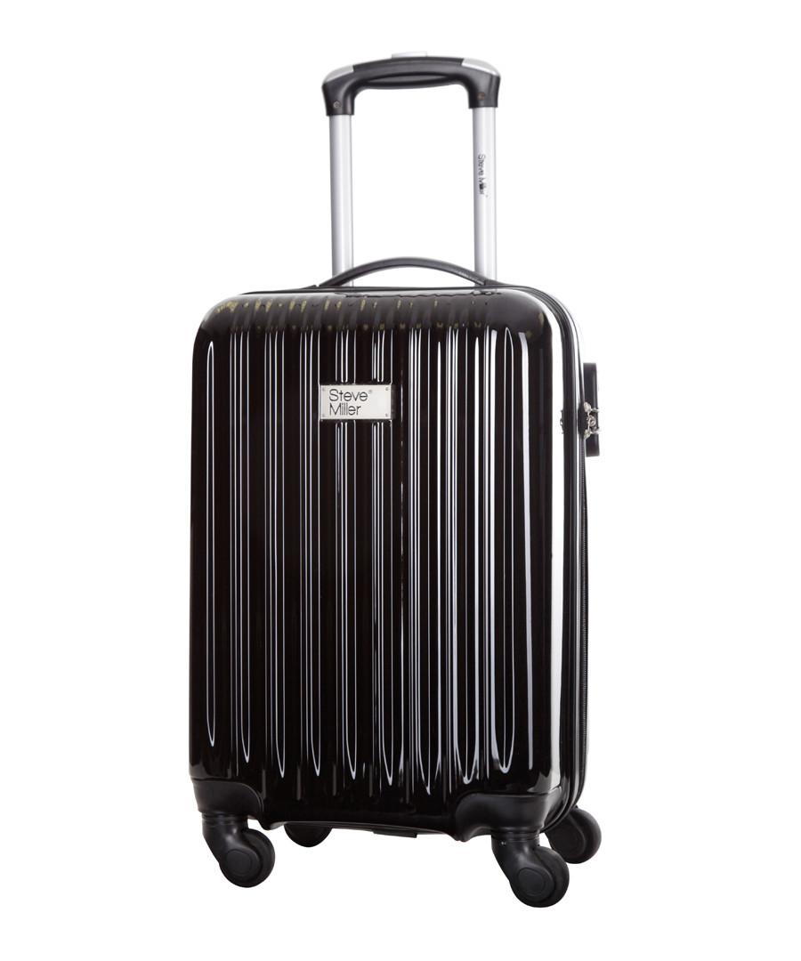 Eagle black spinner suitcase 46cm Sale - steve miller