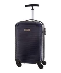 Journey blue spinner suitcase 45cm