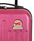 Arial fuchsia spinner suitcase 45cm Sale - cabine size Sale