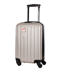 Baltic beige spinner suitcase 45cm