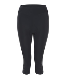 Canny black exercise capri leggings