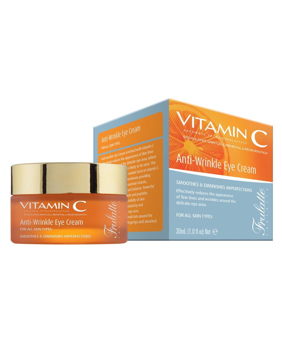 Vitamin C anti-wrinkle eye cream 30ml Sale - arganicare