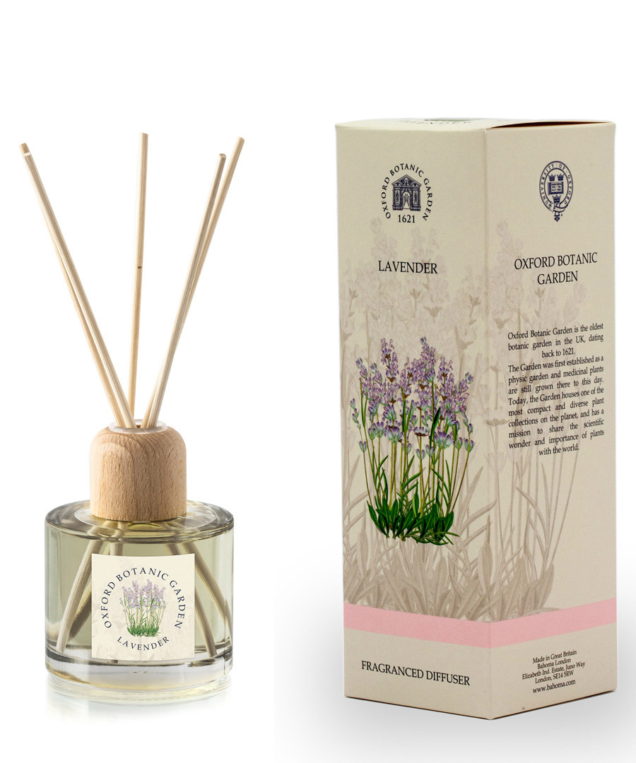 Lavender reed diffuser 100ml Sale - oxford university