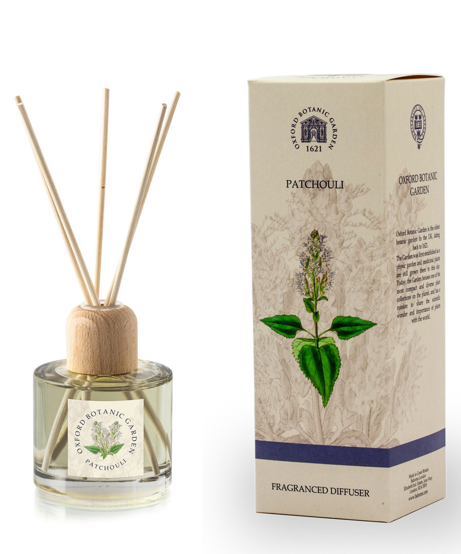 Patchouli reed diffuser 100ml Sale - oxford university