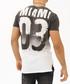 Black cotton Miami T-shirt Sale - true prodigy Sale