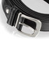 Men's Black leather belt Sale - woodland leather Sale