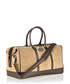 Brown leather weekend bag Sale - woodland leathers Sale