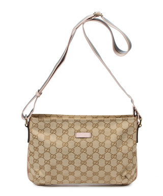 9cbc8a2a8c5805 Rectangular beige monogram bag Sale - Vintage Gucci Sale