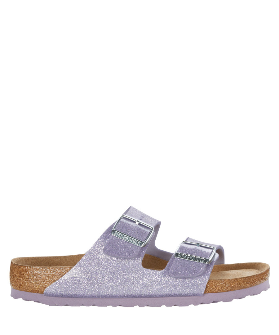 Lavender sparkle narrow sandals Sale - birkenstock