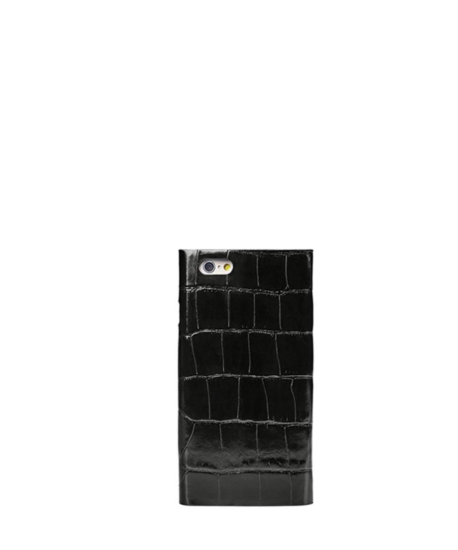sale retailer f245d 85eea Discount Black patent leather iPhone 6 case   SECRETSALES