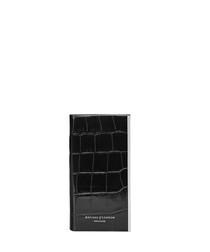 Black patent leather iPhone 6 case