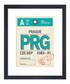 Prague framed art print 36 x 28cm Sale - The Art Guys Sale