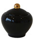 Smitten black china sugar bowl Sale - bombay duck Sale