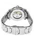 Kahn white & silver-tone steel watch Sale - reign Sale