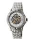 Dantes silver-tone steel watch Sale - reign Sale