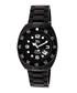Quentin black steel watch Sale - reign Sale