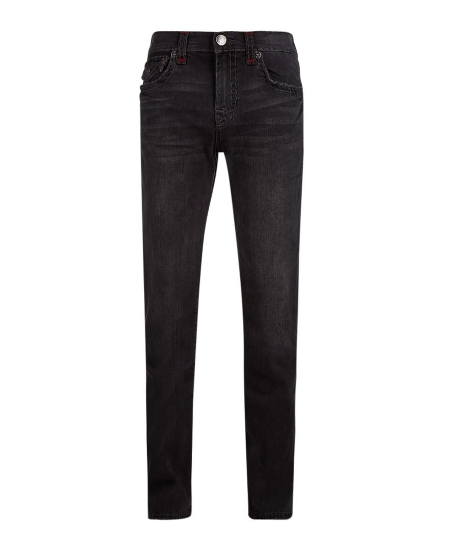 Ricky blue cotton blend jeans  Sale - True Religion