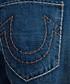 Geno blue pure cotton jeans  Sale - True Religion Sale