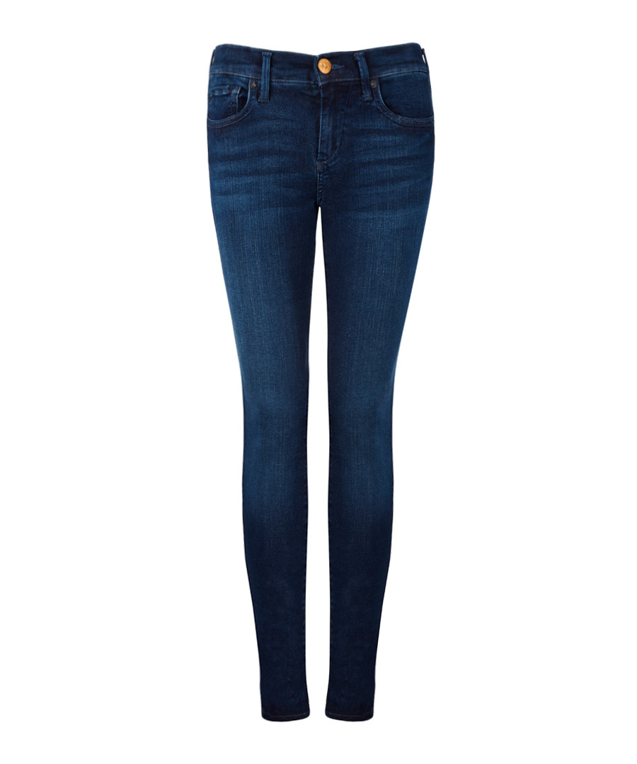 Casey indigo cotton blend jeans Sale - true religion