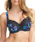 Hayley black print full cup bra Sale - fantasie Sale