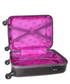 Grey spinner suitcase 46cm Sale - steve miller Sale