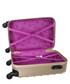 Beige spinner suitcase 46cm Sale - steve miller Sale