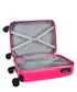 Fuchsia spinner suitcase 46cm Sale - platinium Sale