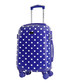 3pc navy blue spinner suitcase set Sale - platinium Sale