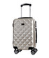 Beige spinner suitcase 60cm Sale - platinium Sale