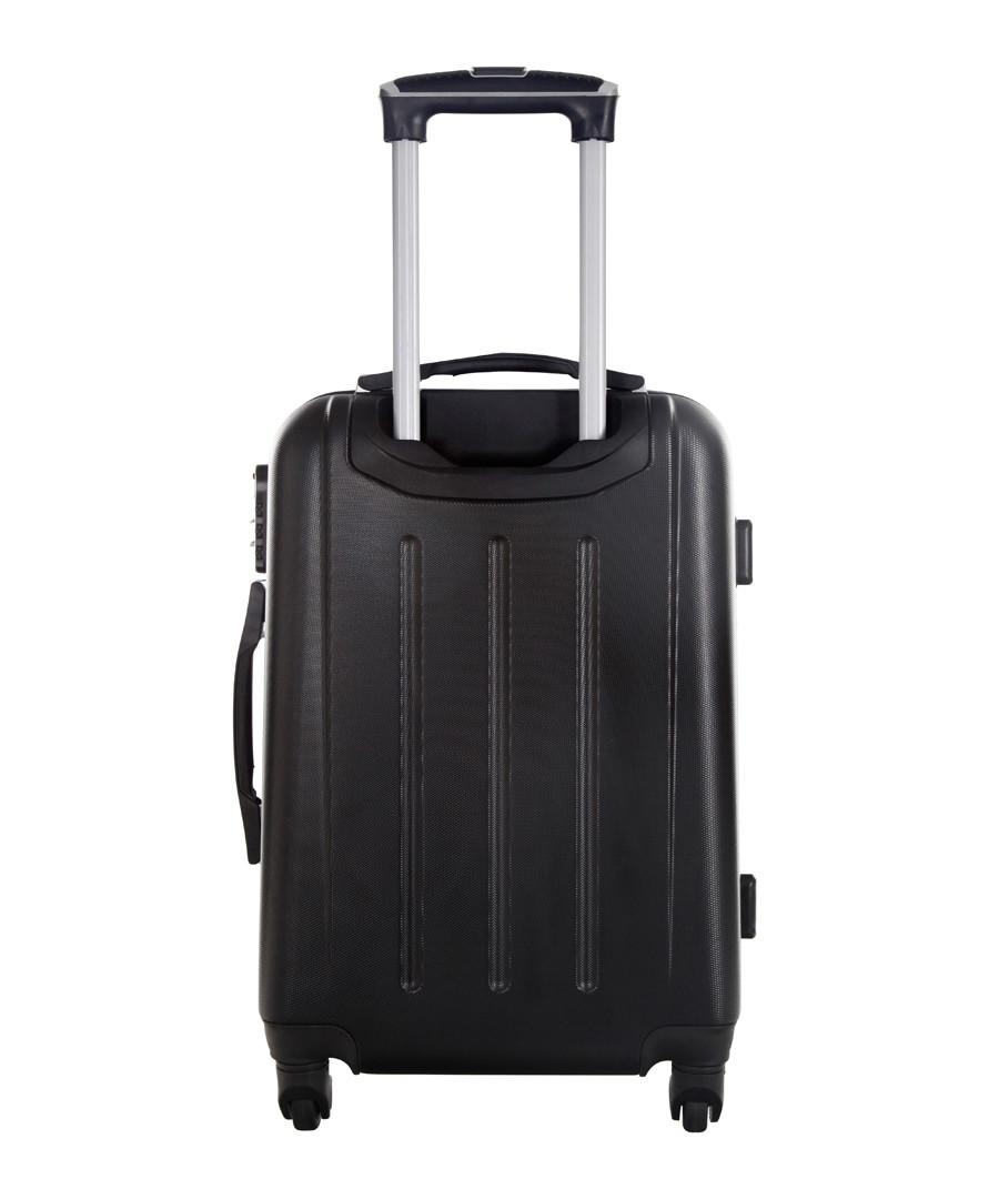 Black spinner suitcase 60cm Sale - platinium