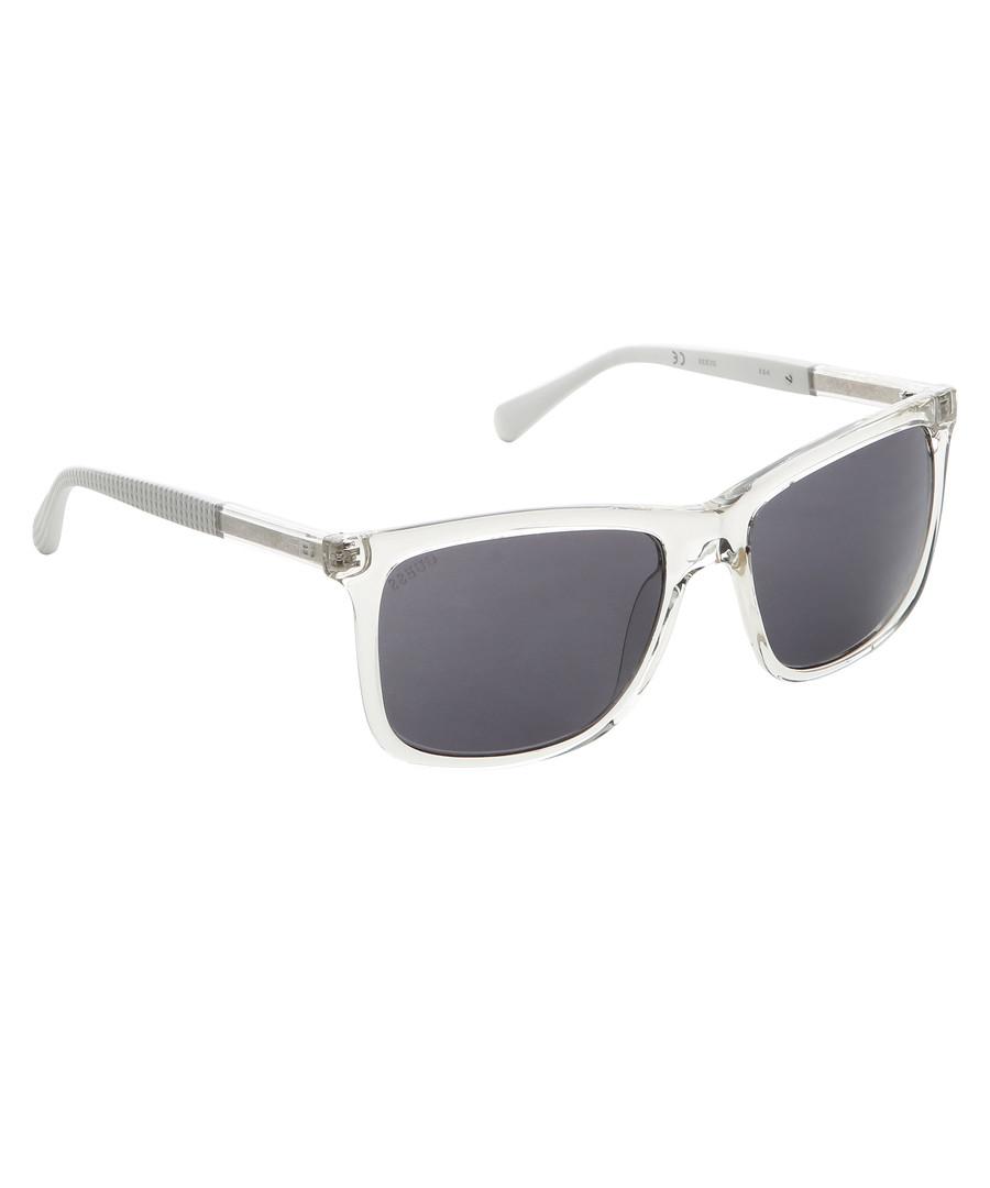 Transparent frame sunglasses Sale - guess