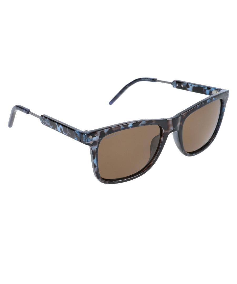 Blue tortoiseshell sunglasses Sale - polaroid