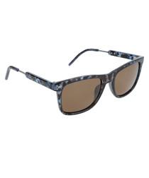 Blue tortoiseshell sunglasses