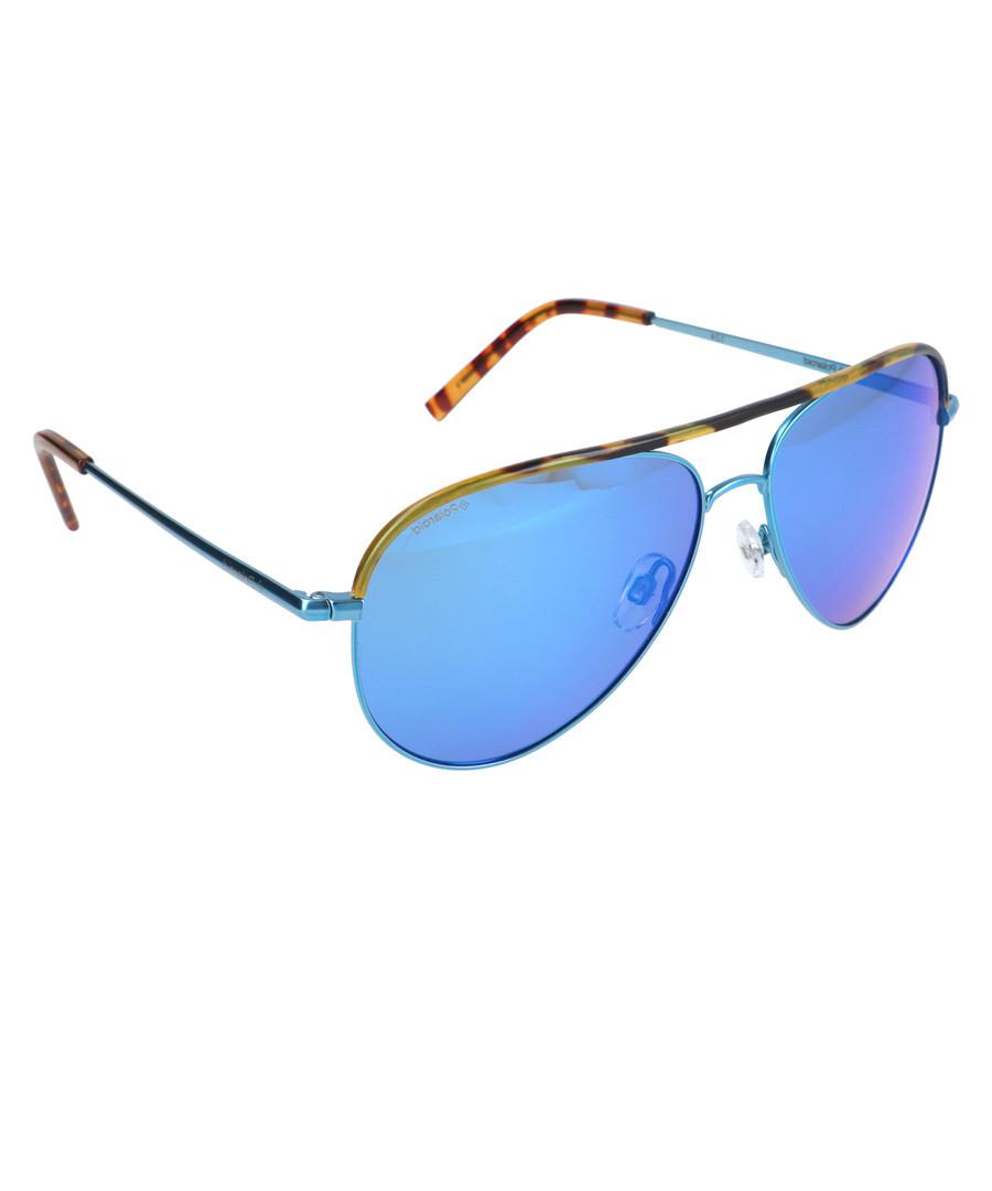 Dark blue & tortoiseshell sunglasses Sale - polaroid