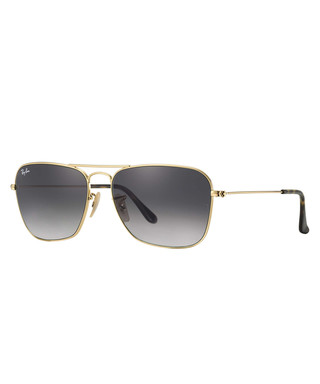 aeb23b017d0 Caravan gold-tone frame sunglasses Sale - RAYBAN Sale