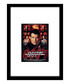 Tomorrow Never Dies black framed print Sale - The Art Guys Sale