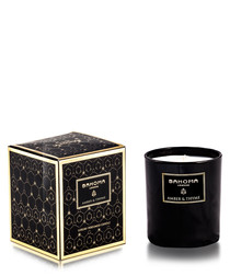 Amber & Thyme scented candle