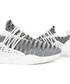 Men's Industria white knit sneakers Sale - Cortica Sale
