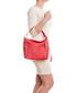 Red leather slouch shoulder bag Sale - anna morellini Sale