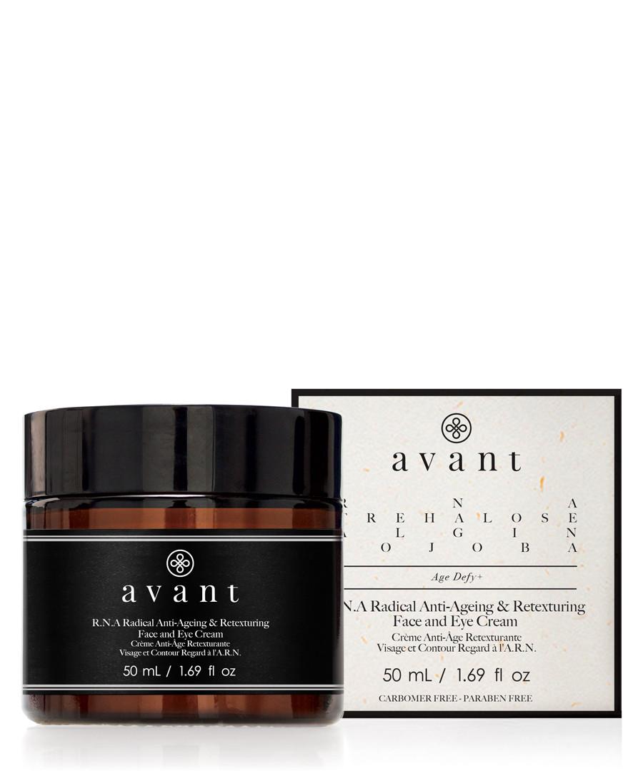 R.N.A Radical face & eye cream 50ml Sale - avant skincare