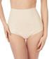Sophia almond lace high-waist briefs Sale - LE MYSTERE Sale