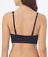 Ultimate Plunge black strapless bra Sale - LE MYSTERE Sale