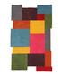 Multi-colour wool rug 90 x 150cm Sale - flair rugs Sale