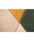 Prism green wool rug 160 x 220cm Sale - flair rugs Sale