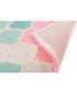 Rosella pink wool rug 80 x 150cm Sale - flair rugs Sale