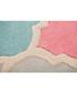 Rosella pink wool rug 120 x 170cm Sale - flair rugs Sale