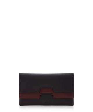 ea3c6dcaf6f Susie black leather flap clutch bag Sale - Vivienne Westwood Sale