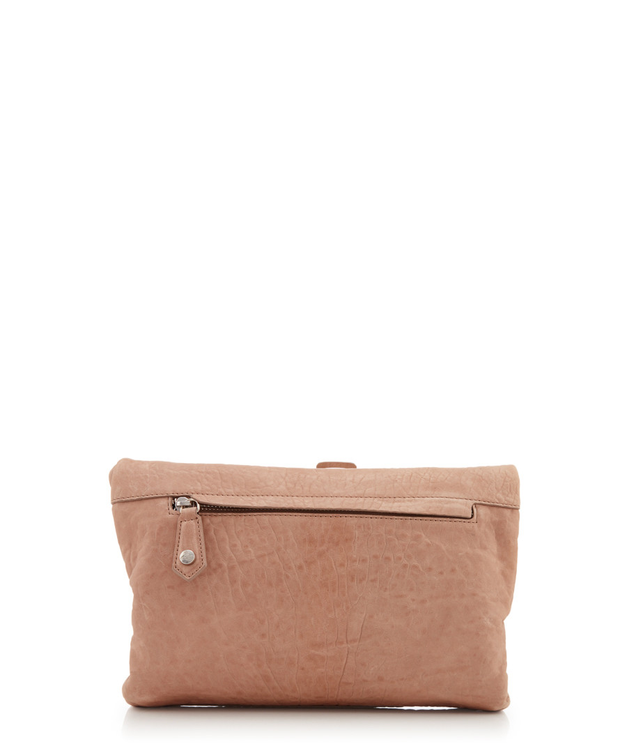 4a231edef38 ... Oxford taupe leather clutch bag Sale - vivienne westwood ...